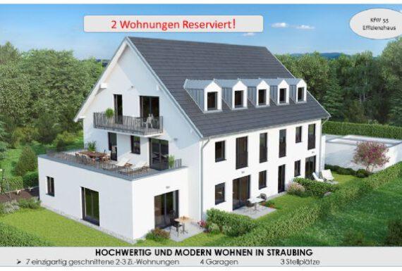 Wohnung Neubau