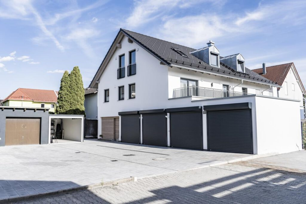 Neubau Straubing